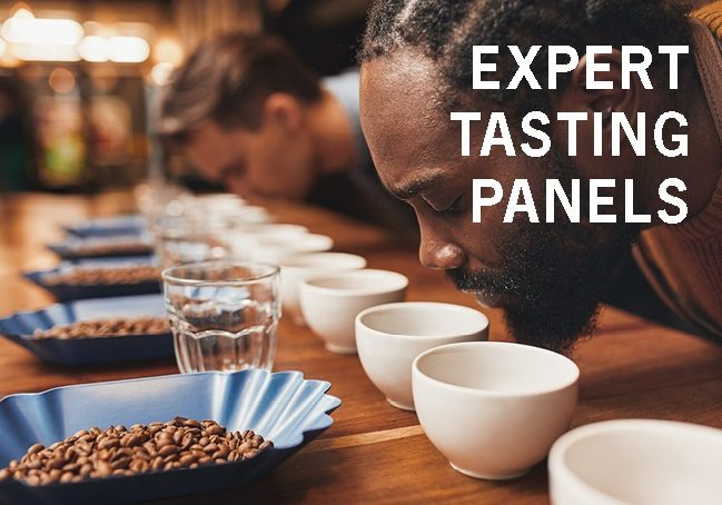 EXPERT TASTING Flavor Page
