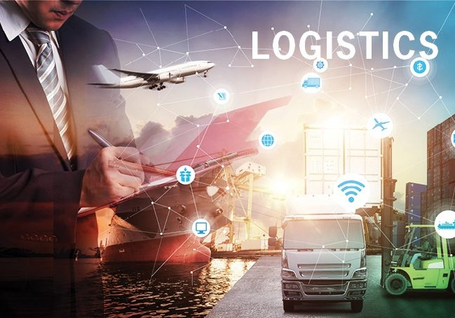 LOGISTICS Our Company Page