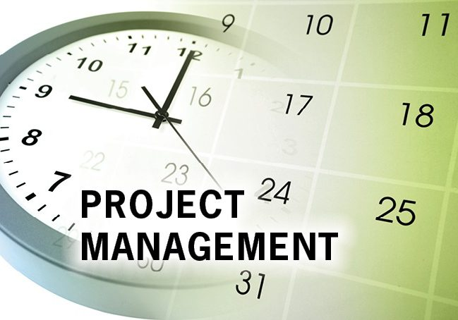 PROJECT MANAGEMENT Our Company Page
