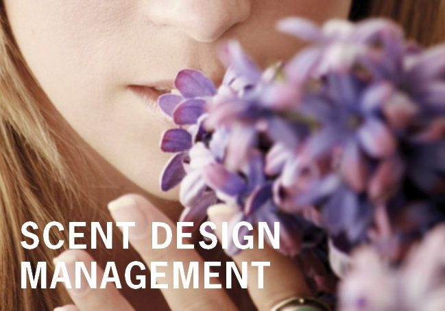 SCENT DESIGN Fragrance Page