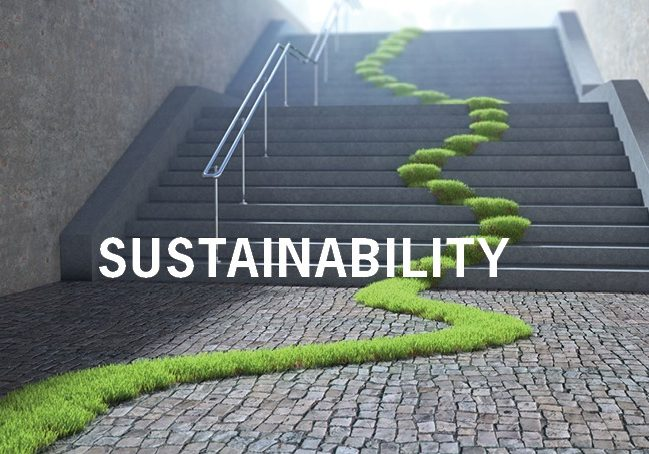 SUSTAINABILITY Our Company Page